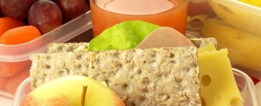 Alimentos saludables que aportan energía